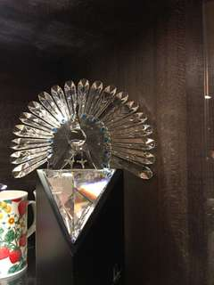 Swarovski水晶擺設珍藏