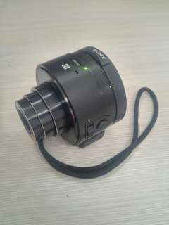 Sony DX-10 hitam, second