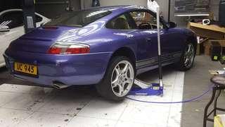 PORSCHE 996 C2 1999