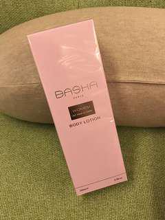 (全新未拆封)法國 BASHA 巴莎經典女性香水身體乳 250ml