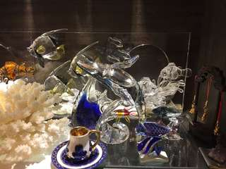Swarovski水晶擺設