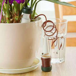 Drip Irrigation Probe Self Watering Automatic Flowering Creative Pot Plant