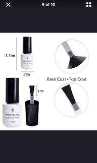 Base coat n top coat 5ml