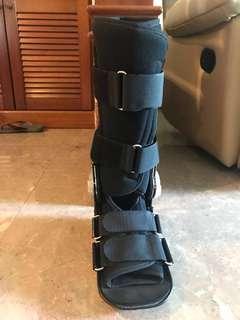 Left-leg Medical Brace Boots (original price $500)