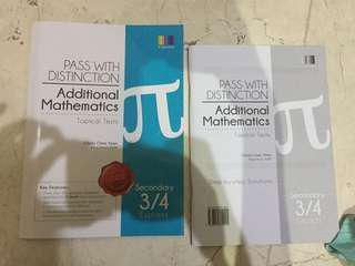 O level Additional Mathematics (A-maths) St. Education