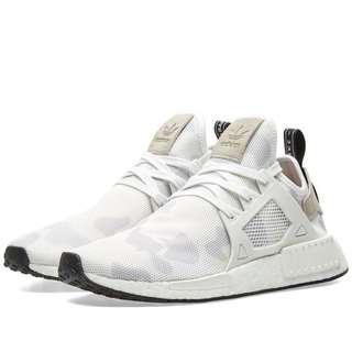 NMD XR1 CAMO WHITE