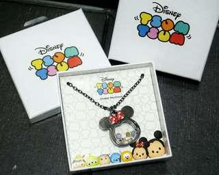 Disney Tsumtsum Minnie Necklace ORI