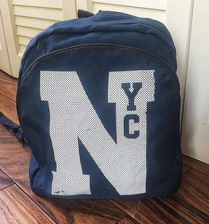 HnM kids backpack