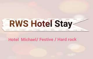 RWS Festive Hotel 2 N - 20to22 July Deluxe King