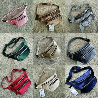 Waistbag Velvet Series