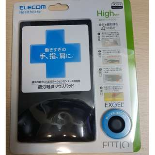 ELECOM Mouse Pad (Made In Japan)