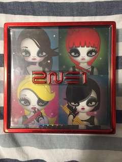 2NE1專輯