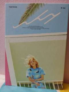 TAEYEON - The 2nd Mini Album WHY