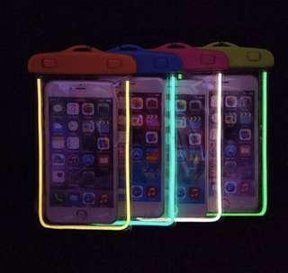 Glow in the Dark Waterproof Case