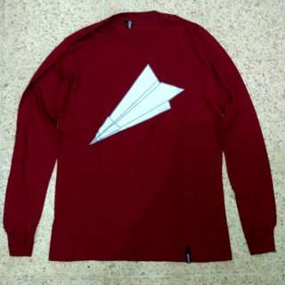 Toasty Long sleeve red