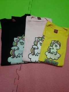 Unicorn Family Tshirt