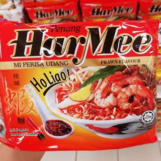 代購 檳城辣蝦湯麵