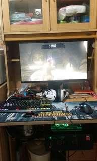 Dell s2417dg 2560x1440@165hz g-sync gaming monitor