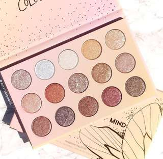 RAYA SALE❗️Colourpop Golden State Of Mind Pressed Powder Eyeshadow Palette [ LAST PC ]