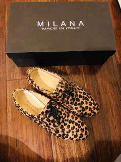 Milana Oxford shoes, sz35 (sz5au), made in Italy, leather, bought 329aud.