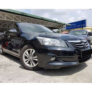 Honda Accord 2.0 iVTEC-L (A) 2013