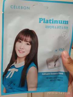 Celebon Platinum Essence Mask