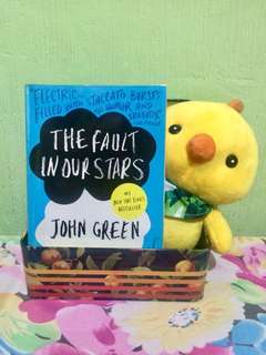 ❗️Repriced❗️John Green:: The Fault In Our Stars