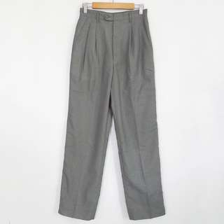 [RESERVED] Vintage Blue Gray High-Waisted Pants