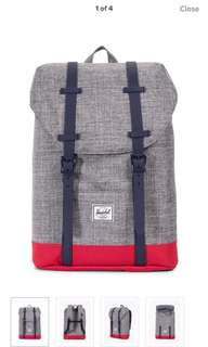 Herschel backpack 💯% authentic