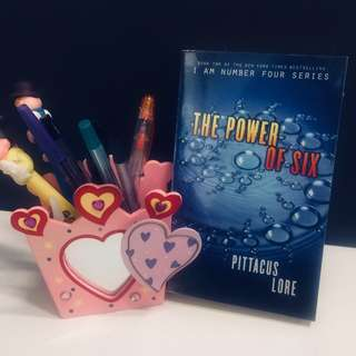 ❗️Repriced❗️Pittacus Lore:: The Power of Six