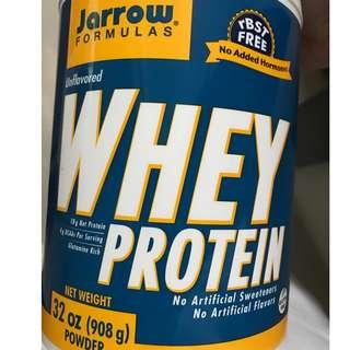 Jarrows protein powder
