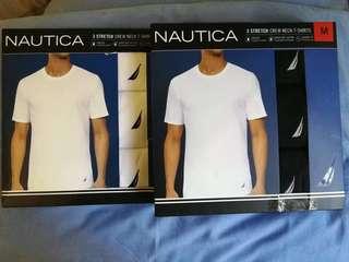 Nautica white tshirt