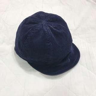 買取 二手 / BILBO 絕版 深藍 小帽