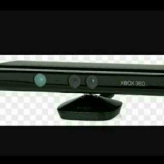 Xbox 360 Kinect camera sensor