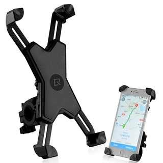 Rockbros Bicycle Phone Holder 666 (Black)