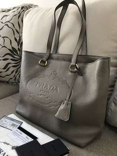 Prada Tote Bag (Authentic)