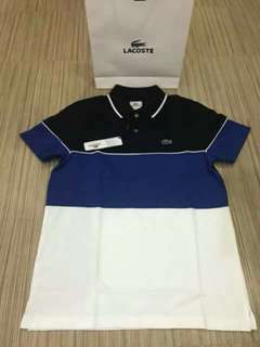 Lacoste Polo shirt tri Color