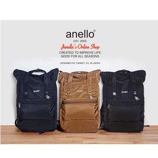 """Anello Backpack Waterproof 17"""""""