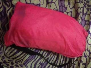 Pink Banana Bed