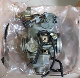XR600R stock carb