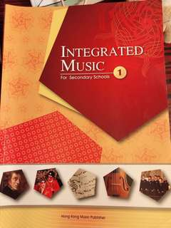 Integrated music for secondary schools 1