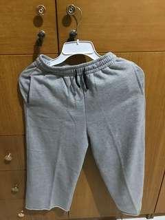Hardware jogger pants