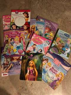 Assorted Princess Books