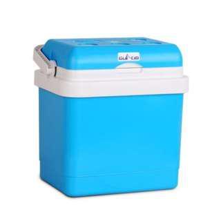 25L Portable Cooler - Blue