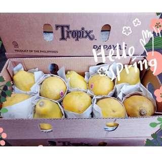 Fresh Deals!!! 菲律賓Tropix靚木瓜 Philippines Tropix papaya
