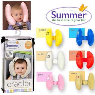 INFANT CRADLER ADJUSTABLE HEAD SUPPORT