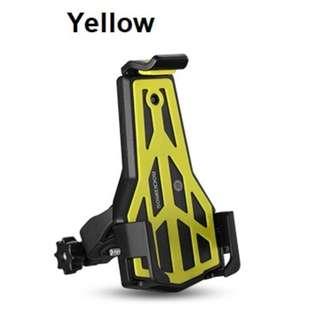 Rockbros Bicycle Phone Holder 668 (Yellow)