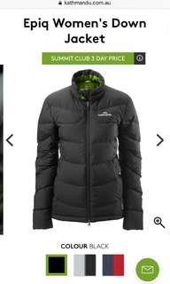 Kathmandu womens epiq jacket size 10/8