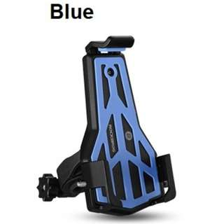 Rockbros Bicycle Phone Holder 668 (Blue)