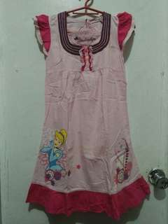 SET FOR SALE! Authentic Disney Dress + Old Navy tank tops